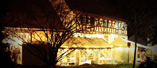 Vorweihnachtszeit in Bischheim